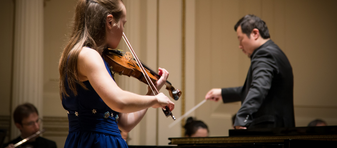 2015 Carnegie Hall Concert